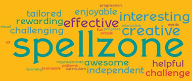 Bishopston Comprehensive word cloud